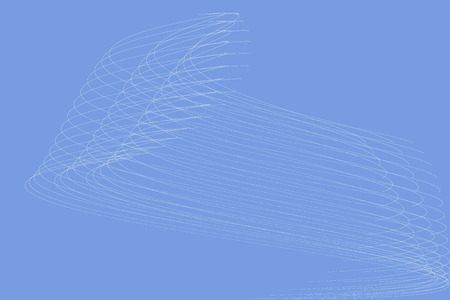 sine: Sine curve on a blue background, computer generated images