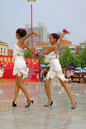 latin dance: