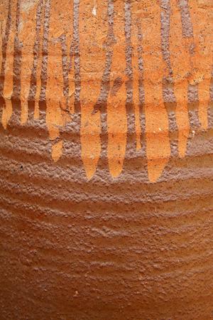 glaze: ceramic glaze texture, closeup of photo