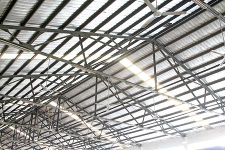 framework: metal framework, closeup of photo Stock Photo