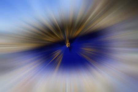 spectroscopy: beautiful color patterns Stock Photo