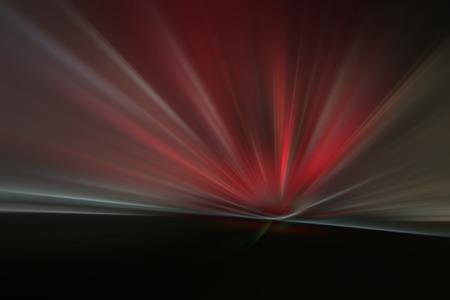 spectroscopy: Color patterns Stock Photo