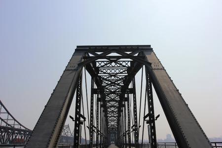 restore ancient ways: bridge steel plate