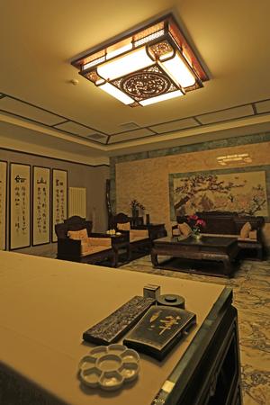 sanctum: Chinese traditional style sanctum