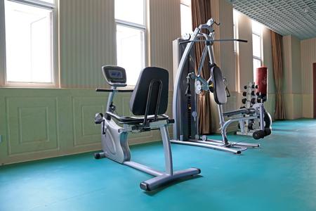 equipment: fitness equipment