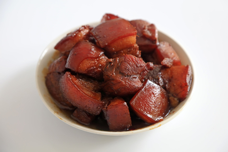 Braise in soy sauce meat