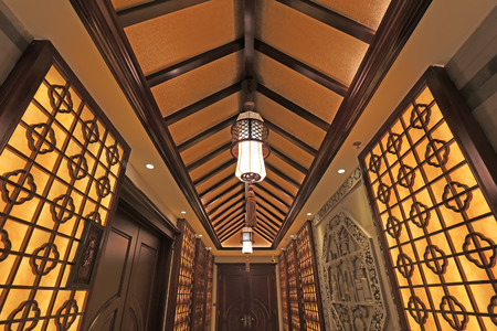 Chinese traditional style wall decoration