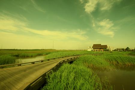 hebei: Hebei caofeidian golf villa scenery, China