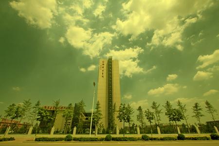 hebei: Urban architectural landscape