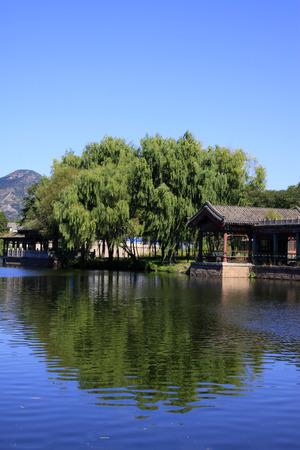 First Pass Under Heaven scenery, China