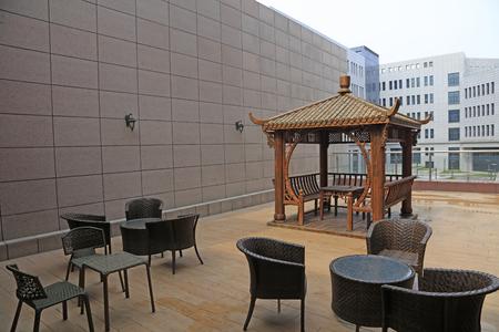 paviljoen en cany stoel