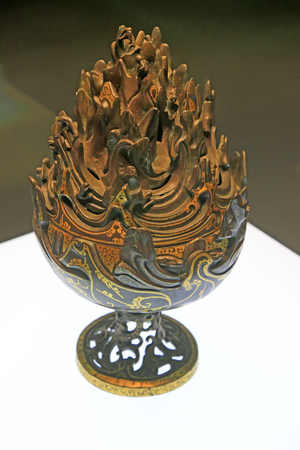 Chinese ancient metal crafts