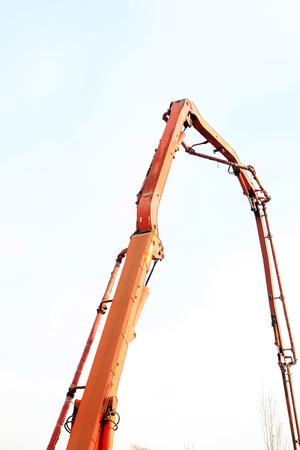 Construction vehicle pipeline