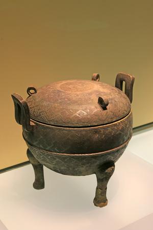 Chinese ancient bronze ware