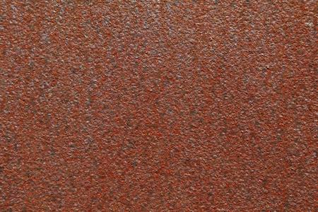 Oxidized rusty iron background