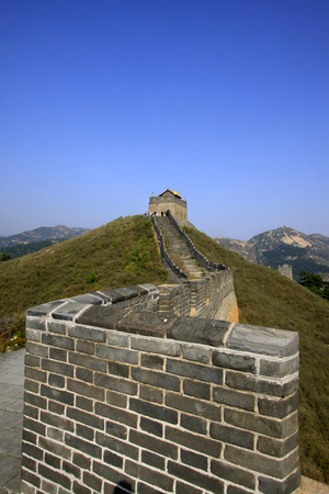 watchtowers on the Great Wall