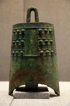 Chinese ancient bronze crafts
