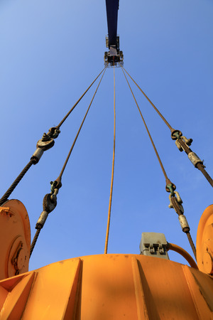 Hoisting machinery