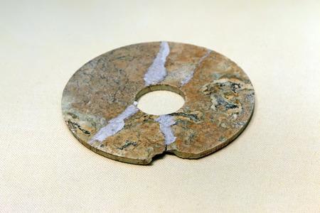 Chinese ancient jade decoration 報道画像