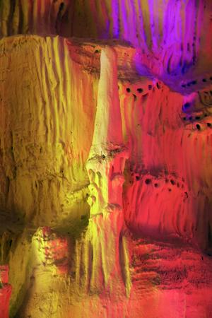Geological Park stalactites, China