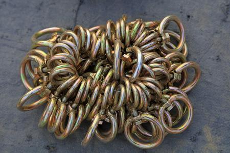Ring metal parts