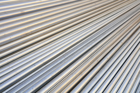 Galvanized steel pipe Editorial