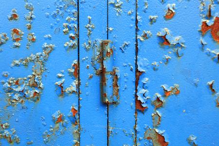 Mottled iron and paint Фото со стока