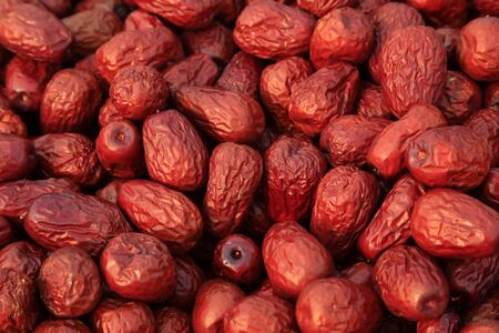 Chinese red jujube