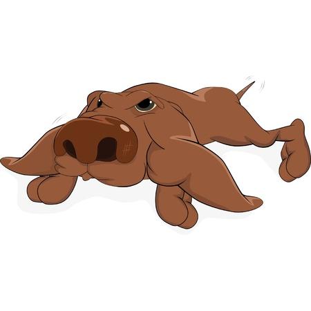 Dog Stock Vector - 12484218