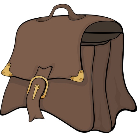 cosmetics bag: Bag  Cartoon