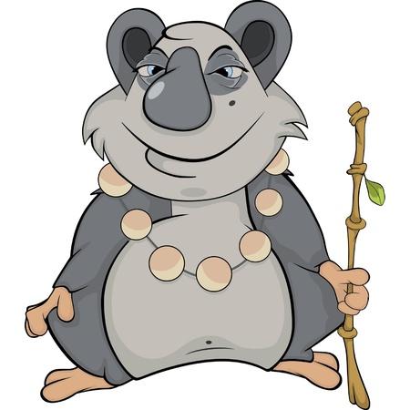 Bear  Panda  Cartoon Stock Vector - 13542269