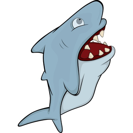 Shark. Cartoon Stock Vector - 14219570