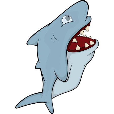 Shark. Cartoon Stock Vector - 14219570