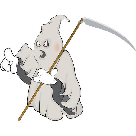 Ghost cartoon Stock Vector - 21824669