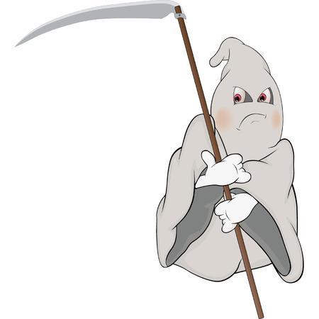 Ghost cartoon Stock Vector - 22964970