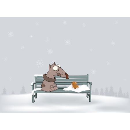 mongrel: Last leaf  Christmas fairy tale