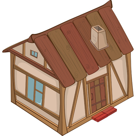 holiday villa: Funny Little House