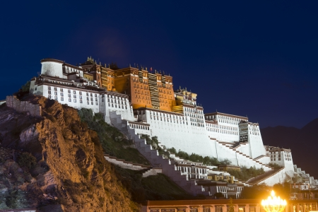 Potala Palace more than 1000 years of history photo