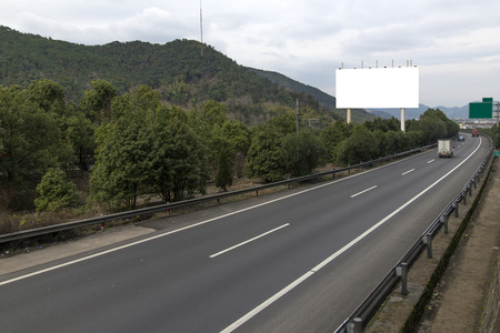 In the clean highways and billboards photo