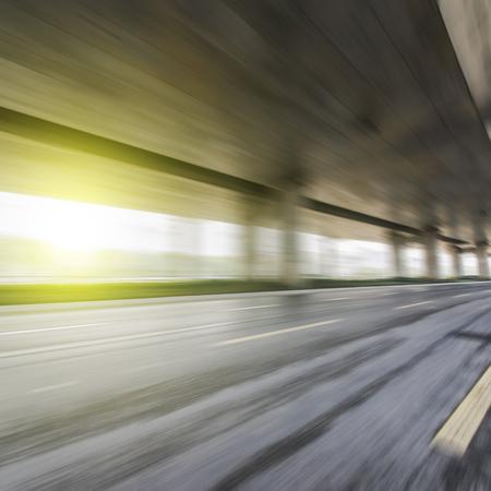 Highway overpass