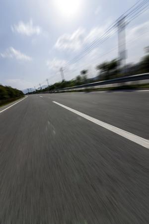 rural highway road Stok Fotoğraf - 106879945