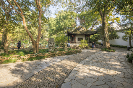 The classical gardens of Suzhou Editorial