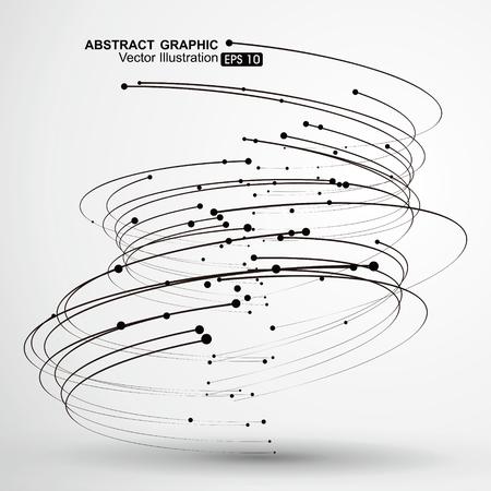 tornado: Vector Tornado,Abstract graphics.