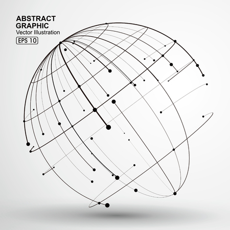 esfera: Punto de patrón de líneas de flujo compuesto por.