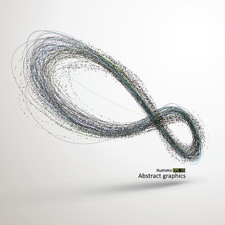 Infinity, Vector Illustration