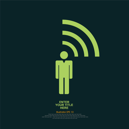 wireless signal: Wifi icon