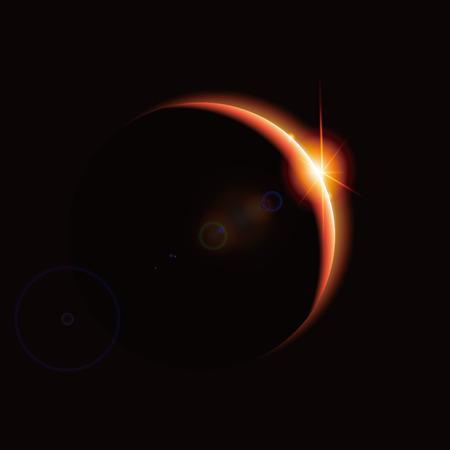 Eklipse Standard-Bild - 53343615