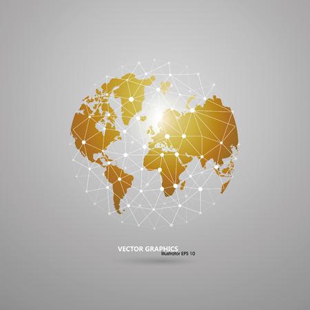 The Earth Illustration
