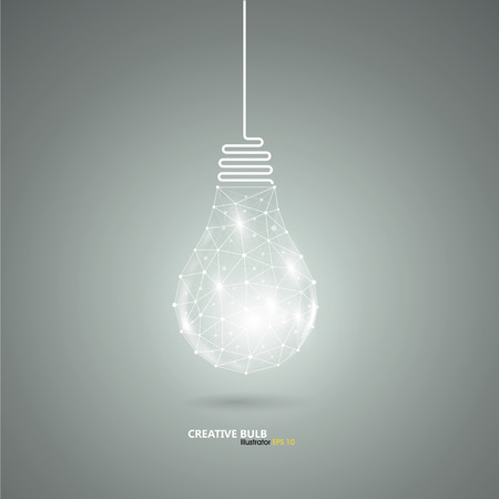 creative: Creative bulb Illustration