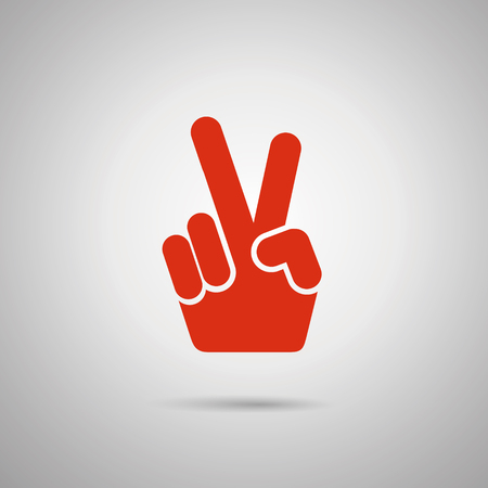 """OK"" gesture icon design"